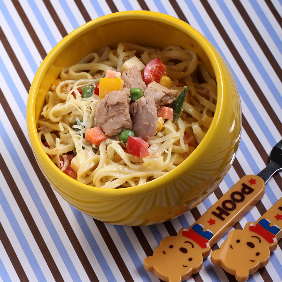 Noodle Tuna Salad Mi Burung Dara 100